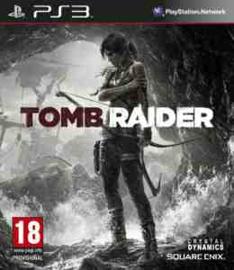 Square Enix Tomb Raider PS3