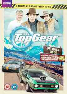 Top Gear Patagonia Special DVD