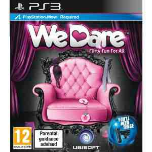 UBI Soft We Dare PS3