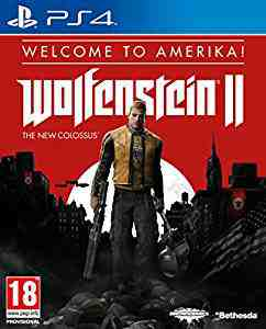 "Wolfenstein II: The New Colossus ""Welcome to Amerika"" Pack"