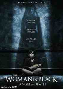 Woman Black Angel Death DVD