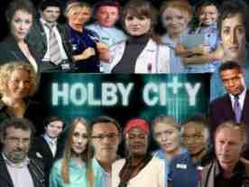 holby city logo