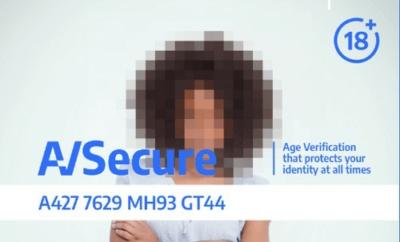 avsecure age verification card