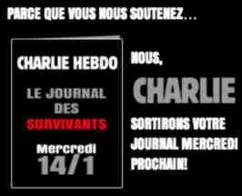 charlie hebdo le journal des survivants