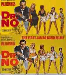 dr no cinema poster