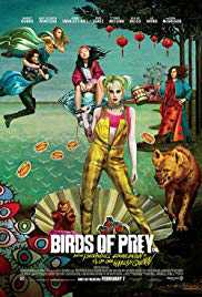 Poster Birds of Prey and the Fantabulo 2020 Cathy Yan