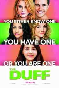 Poster Duff 2015 Ari Sandel