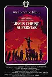 Poster Jesus Christ Superstar 1973 Norman Jewison