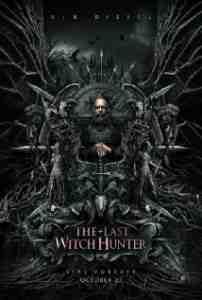 Poster Last Witch Hunter 2015 Breck Eisner