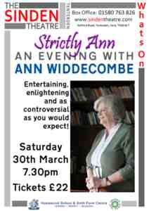 strictly ann poster