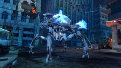 terminator battle machine