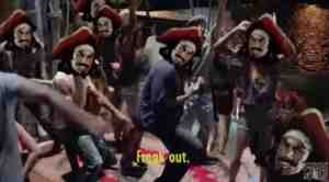 captain morgan party advert video