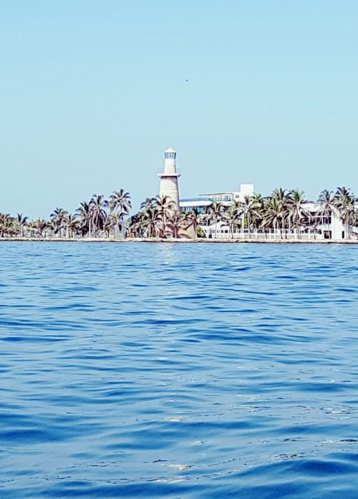 Cartagena lighthouse