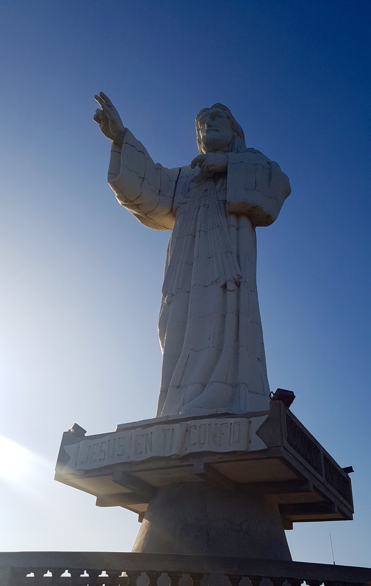 Things to Do in San Juan del Sur: Cristo de La Misercordia
