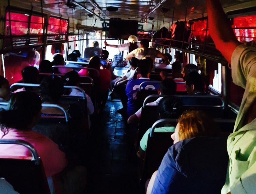 Ometepe bus