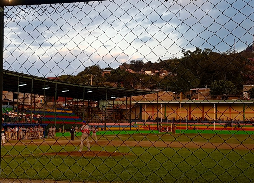 Matagalpa baseball