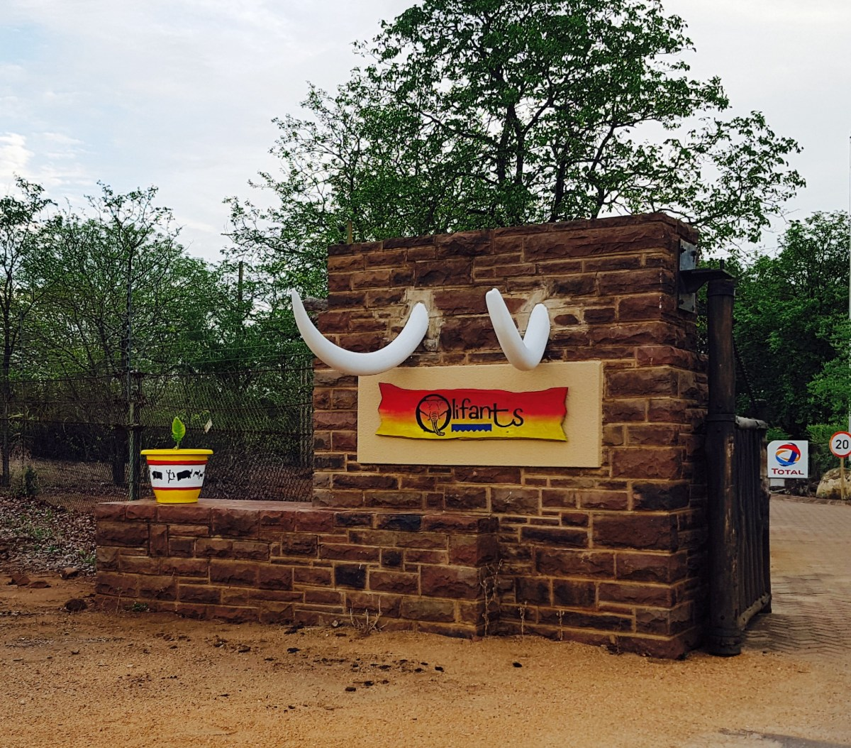 Kruger Park Accommodations: Olifants Rest Camp