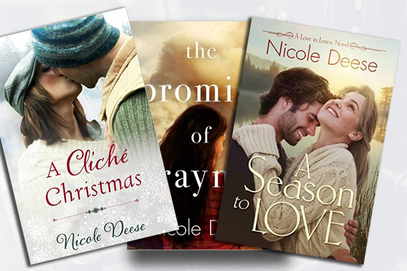 Nicole Deese books that you must read