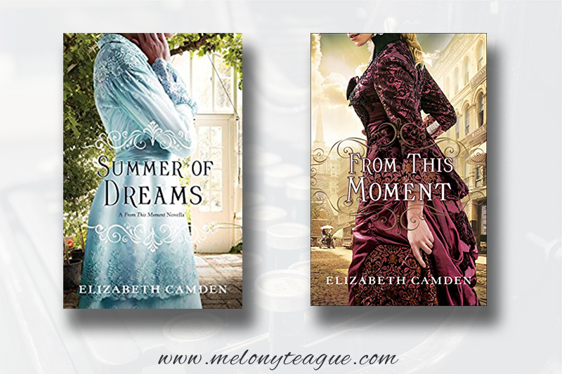 Summer of Dreams and From This Moment book review by Melony Teague