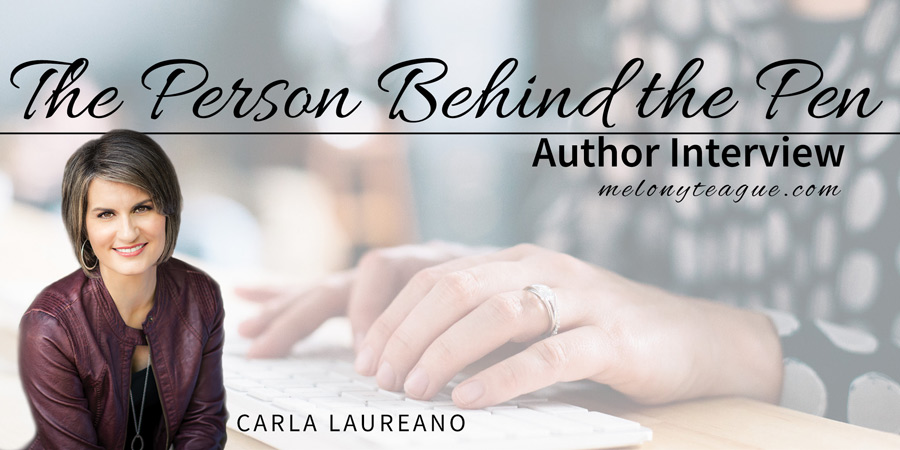 Author interview Carla Laureano
