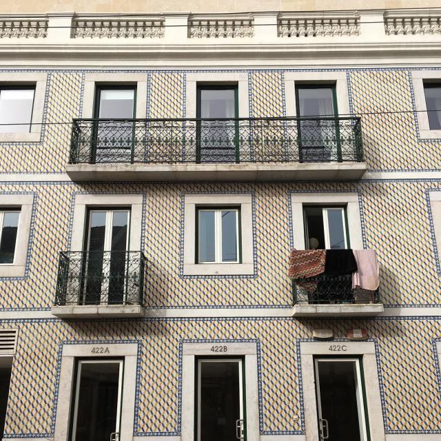 portugal lisbon lisboa citybreak azulejos belem