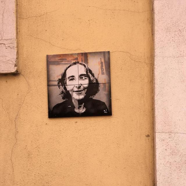 streetart azulejos lisboa lisbon portugal citybreak