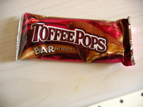 griffin's toffee pop
