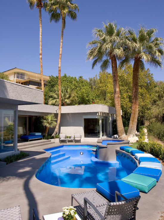 Private Residence In Palm Springs (Los Angeles)