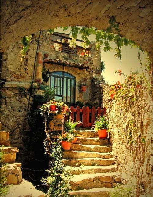 17th Century House, Tuscany, Italy