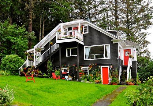 Summer, Sitka, Alaska
