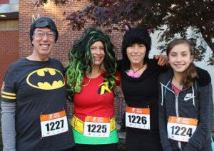 Melrose Running Club, Spooky Sprint