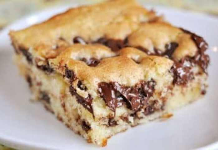 Chocolate Chip Cake Super Moist And Delicious Mels Kitchen Cafe