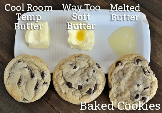 The Great Cookie Experiment: Butter Temp