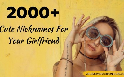 Good Nicknames For Your Girlfriend: 2000+ Refreshing Name Ideas!
