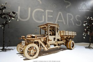 Ugears Truck UGM-11 Model