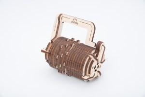 Ugears Combination Lock 0226