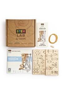 Pendulum-Ugears-STEM-lab-model-kit