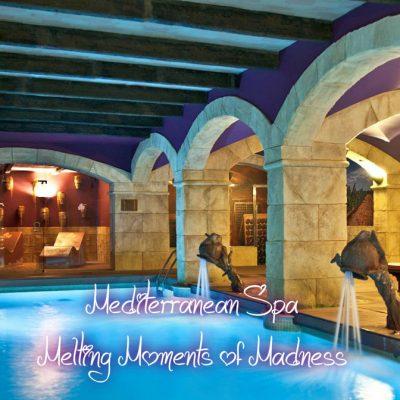 Mediterranean spa wax Melts