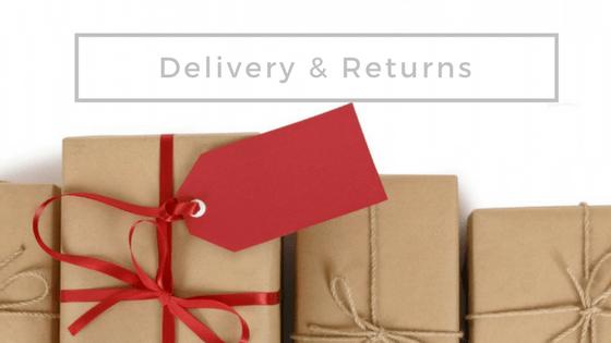 Delivery & Returns Banner