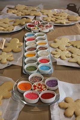 Cookie Decorating Party Christmas Cookies 2