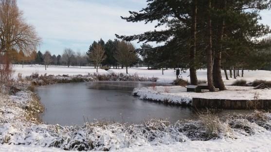 Frozen Water December 12th