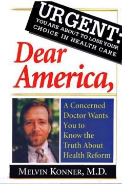 Dear America cover