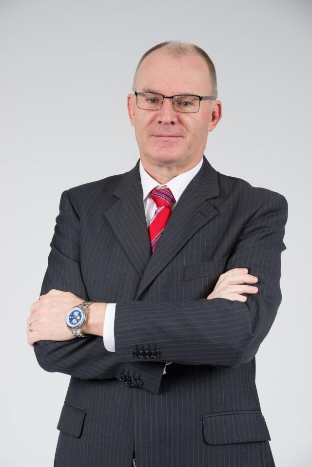 João Luiz Kornely, diretor da HBSIS. Imagem: Daniel Zimmermann