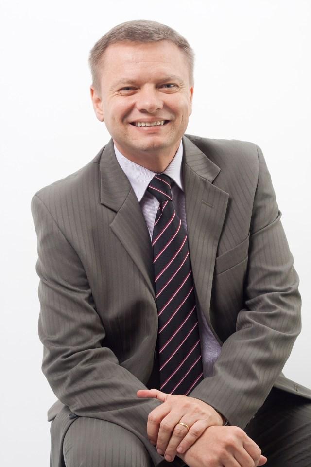 Sandro ervino Wolframm, diretor da Magnus Consultoria. Imagem: Divulgação