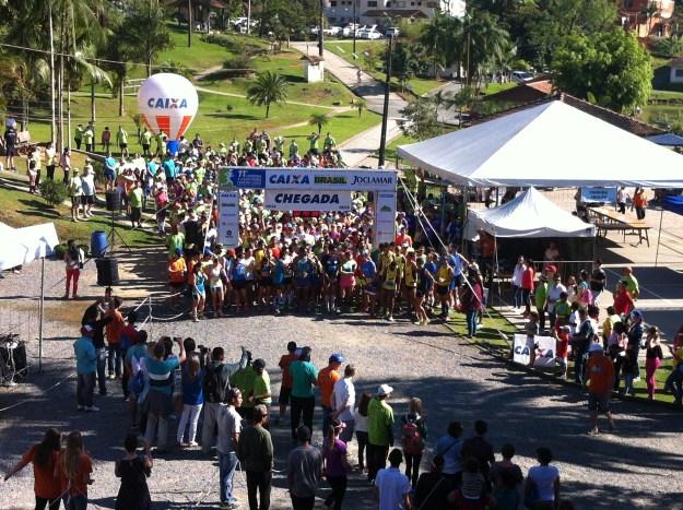 Corrida do Cerene de 2015: iniciativa da entidade se repete em 2016. Imagem: Divulgação