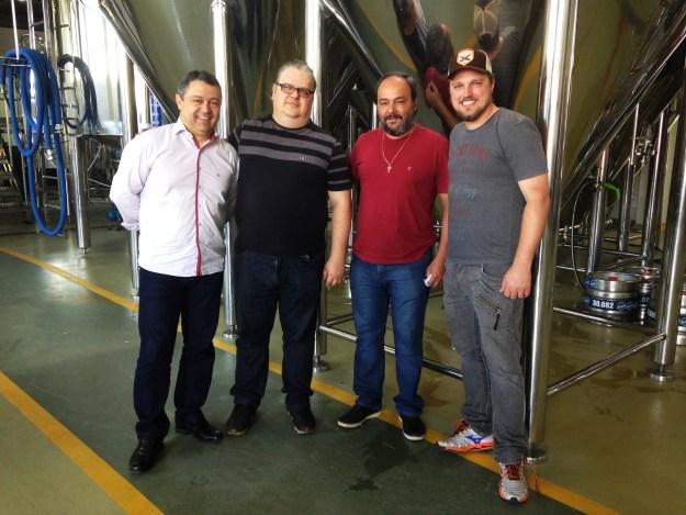 Cerveja Blumenau - 161101 - RedCor (Divulgação)