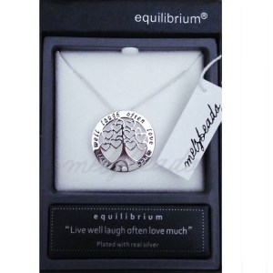 Equilibrium Tree of Life Necklace