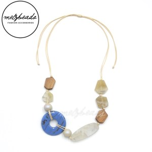 Anthea Blue Necklace