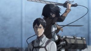 Mikasa Weighs Ere Unan Fren And Levi Ruianime O Qotd Mikasa Or