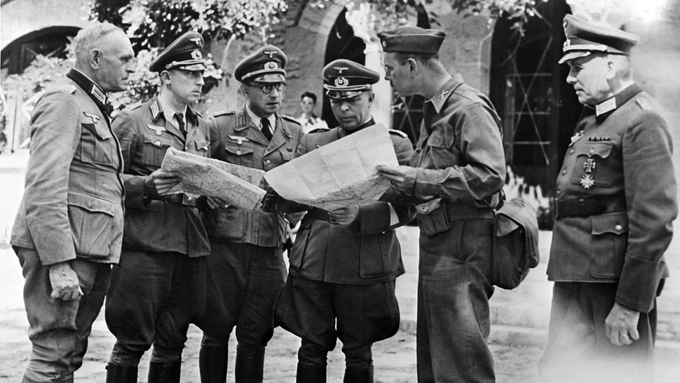 Create Meme The Estonian Waffen Ss The Germans German Officer